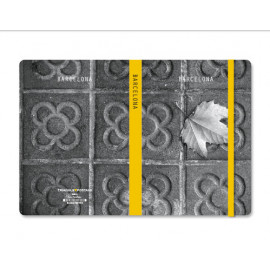 Notebook Barcelona Flower