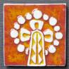 Imant en ceràmica pinacle La Sagrada Familia