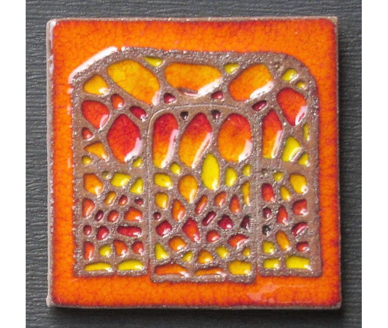 Ceramic Magnet Ceiling Park Güell
