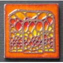 Imant en ceràmica porta de La Pedrera