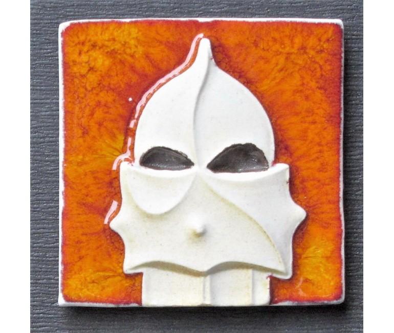 Ceramic Magnet La Pedrera Warriors