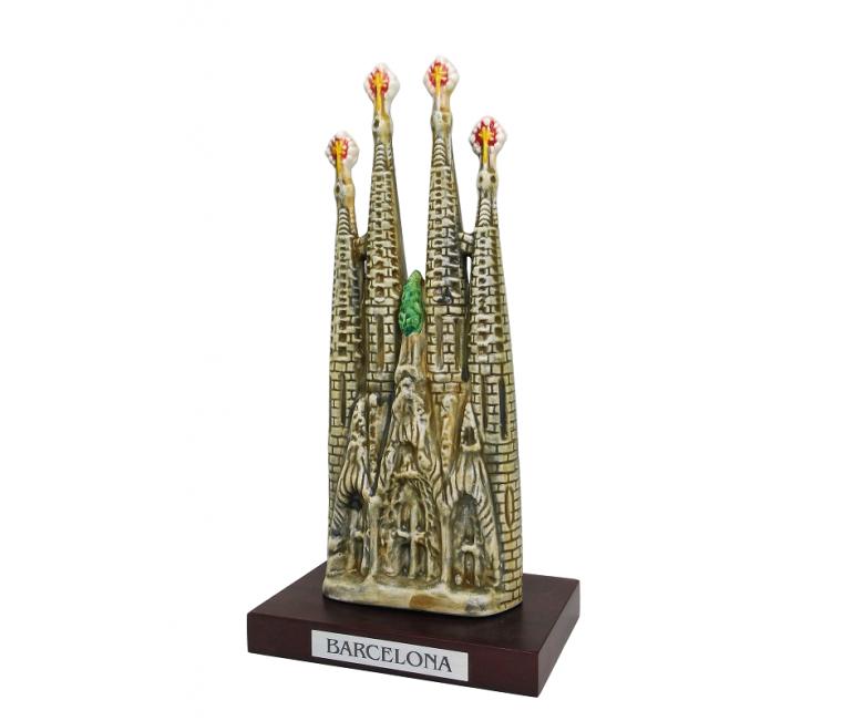 Sagrada Familia en ceràmica