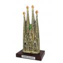 Sagrada Familia Gaudí en cerámica