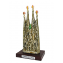 Sagrada Familia Gaudí en céramique