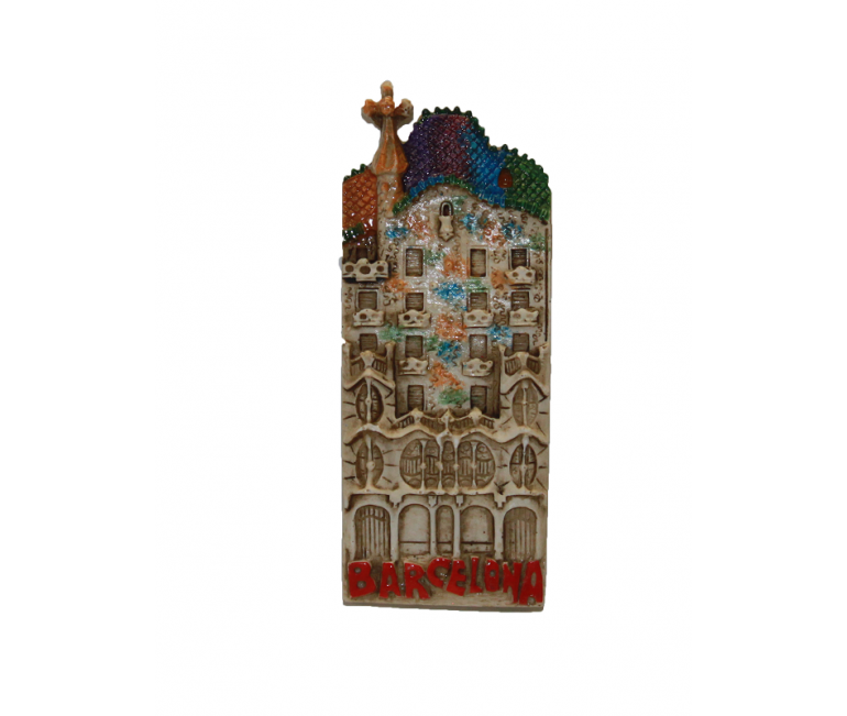 Casa Batlló-Barcelona Magnet