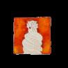 Imán en cerámica chimenea de La Pedrera