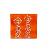 Imant en ceràmica agulles de La Sagrada Familia