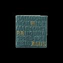 Imán en cerámica Sagrada Familia Puerta del Evangelio