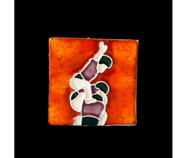 Ceramic Magnet Castellers