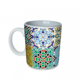 Modernist Tiles Mug