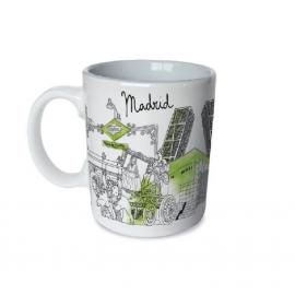 Madrid Mug