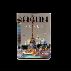 Baraja de Poker Barcelona