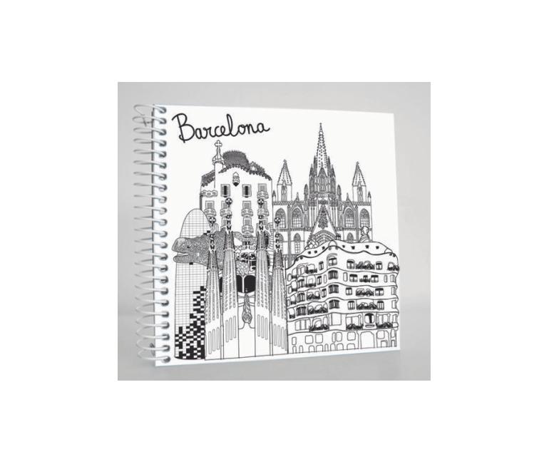 Cuaderno Sketching Barcelona