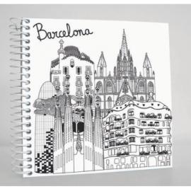 Cuadern Sketching Barcelona