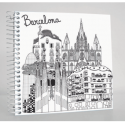 Quadern Sketching Barcelona