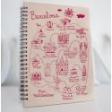 Cuaderno Barcelona Eco Map