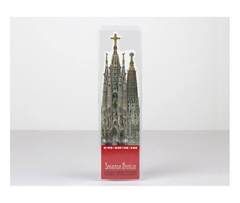 Bookmarker Sagrada Familia Basilica