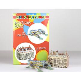 La Pedrera - Drac Mini Puzzle 3D