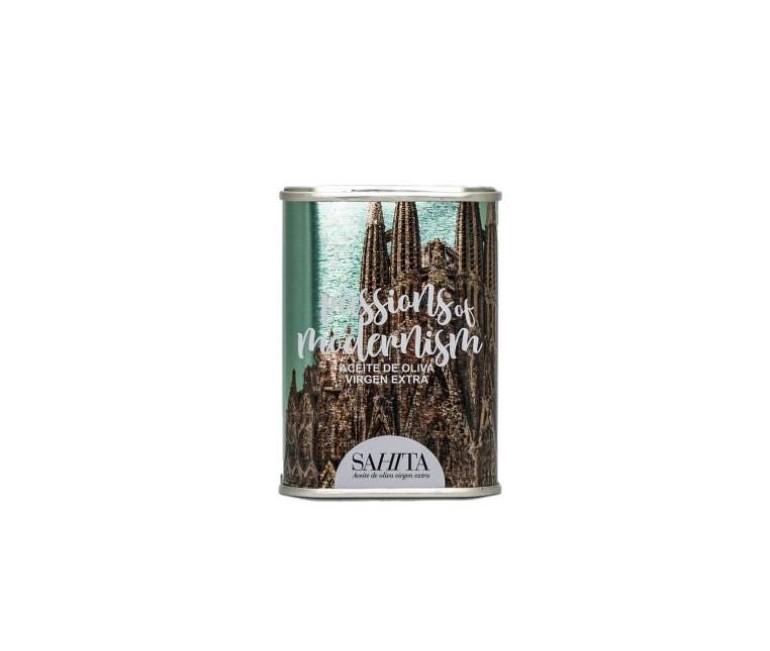 Mini lata Sagrada Famila 100 ml