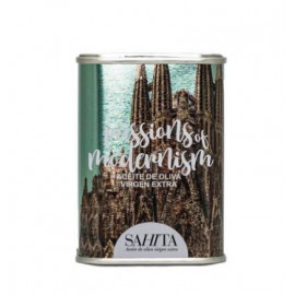 Mini llauna Sagrada Familia 100 ml