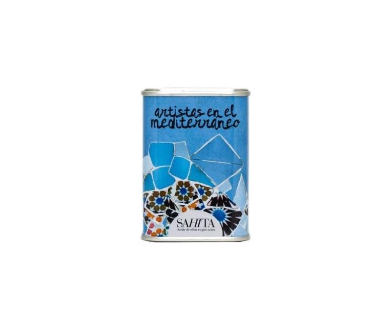 Mini can Blue Trencadís 100 ml