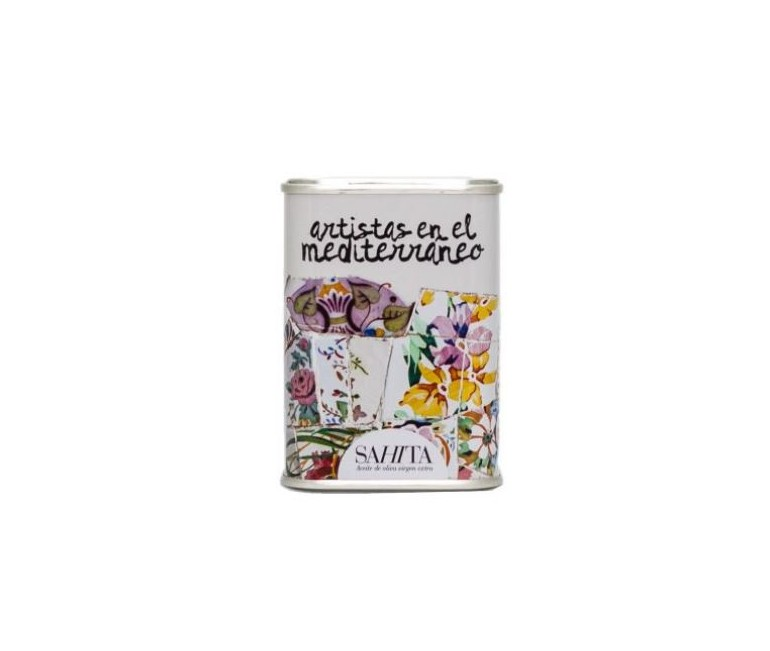 Mini lata Trencadís Gris 100 ml