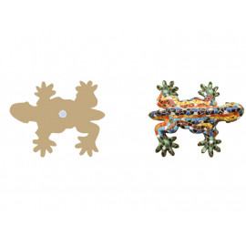 Gaudí Park Guell Lizard magnet