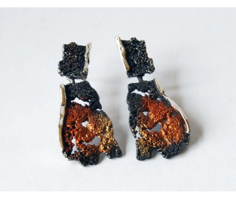 Intenzza long earrings