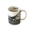 Lizard Gaudi Park Guell Ceramic Mug
