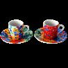 Set espresso Gaudi Aurora