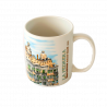 Taza cerámica Gaudí La Pedrera