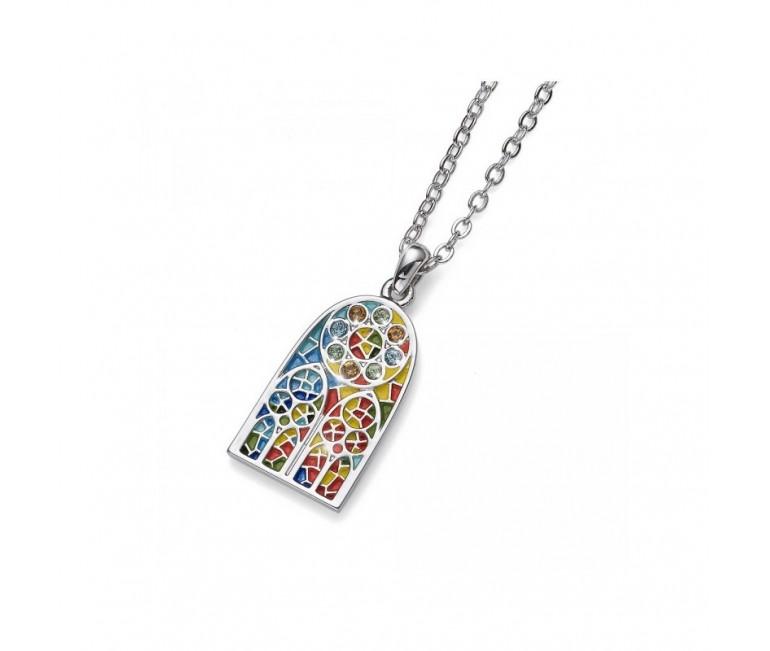 Pendant Sagrada Familia Multicolor