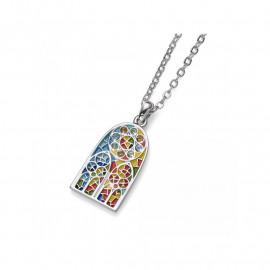 Penjoll Sagrada Familia Multicolor