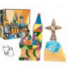 Set salero y pimentero Gaudi Batlló