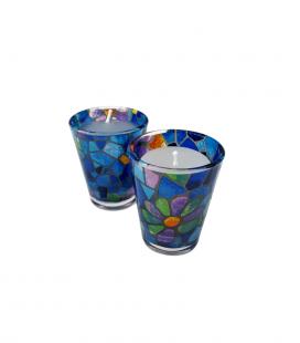 Candle holder cylinder