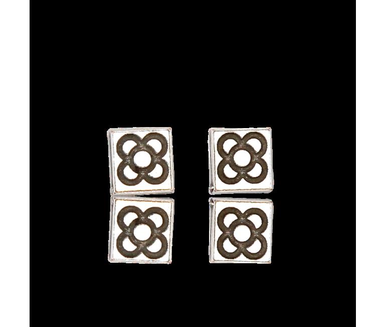 Barcelona Flower Earrings
