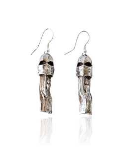 Gaudi Chimney La Pedrera Earrings