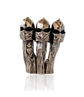 Broche Chimeneas La Pedrera Gaudí