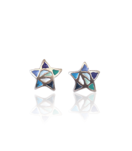 Gaudi Star Earrings
