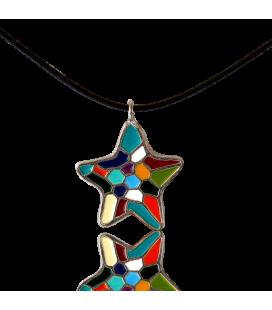Colgante Estrella Gaudí