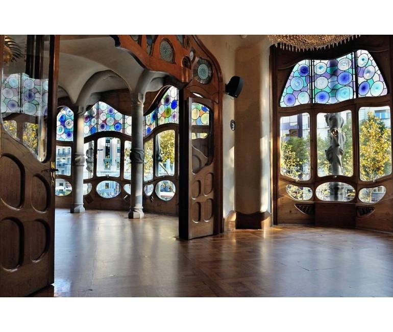 The Gaudí Tour