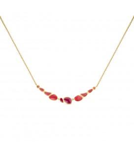 Golden Necklace Born Barcelona