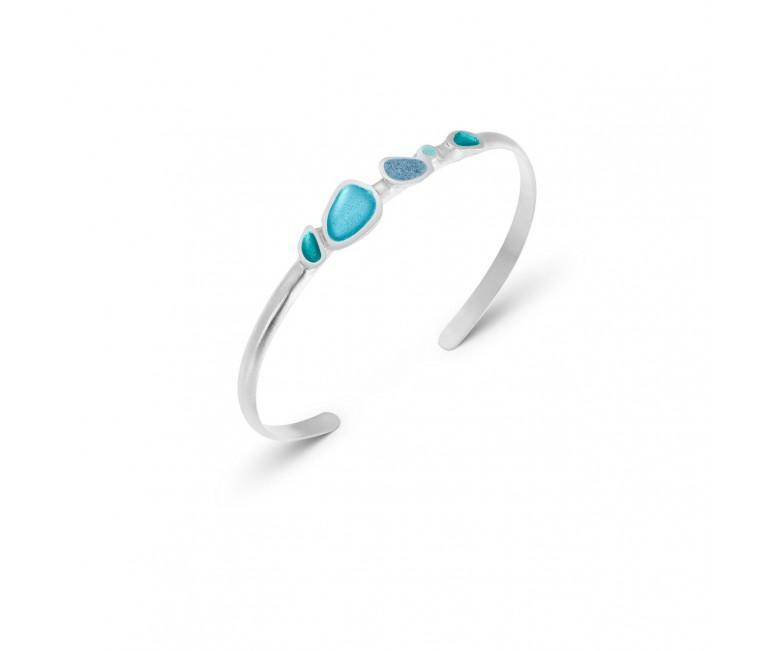 Silver Bracelet Born Barcelona