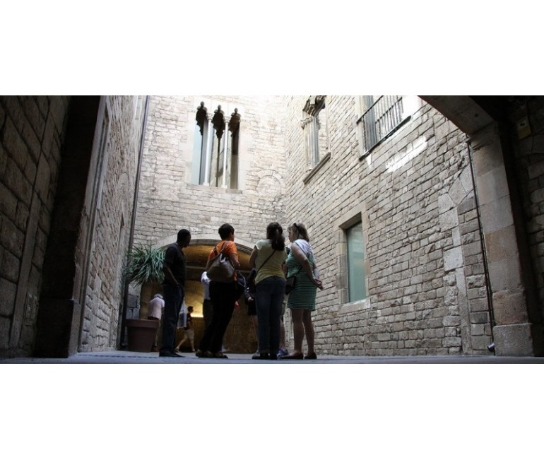 The Picasso Museum & Gothic Quarter