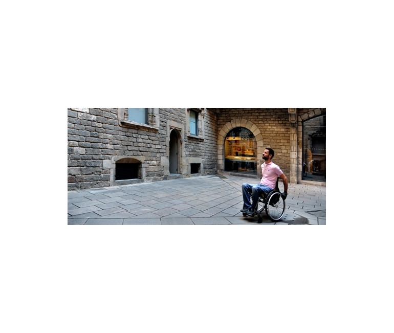 Easy Gòtic barrier-free tour