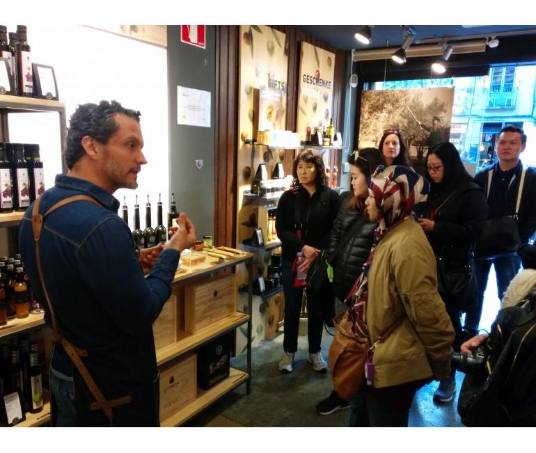 Barcelona Genuine Shops – Walking tour