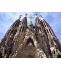 Combo Montserrat & Codorníu + Sagrada Família