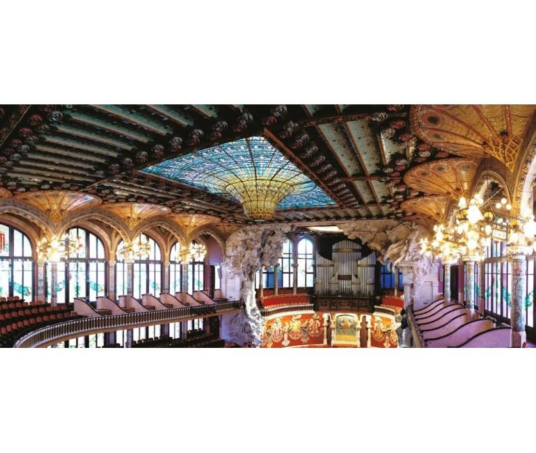 Palau de la Música Catalana Guided Visit