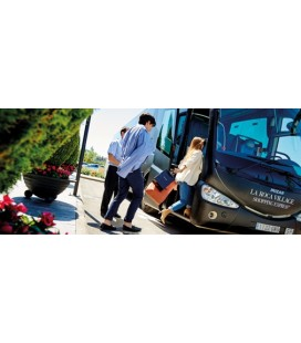 Bus La Roca Village – voyage au paradis du shopping
