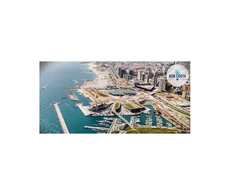 Helicopter experience Bcn costa tour